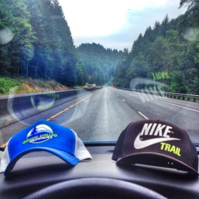 You might say I wear two hats and spend a lot of time on I-5